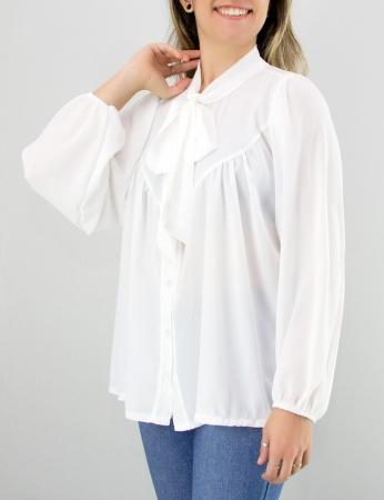 Blusa Bel - Branco