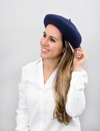 Boina Vinci - Azul