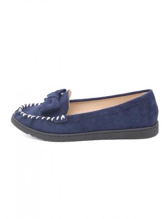 Sapatos Burguinha - Azul