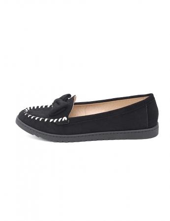 Sapatos Burguinha - Preto