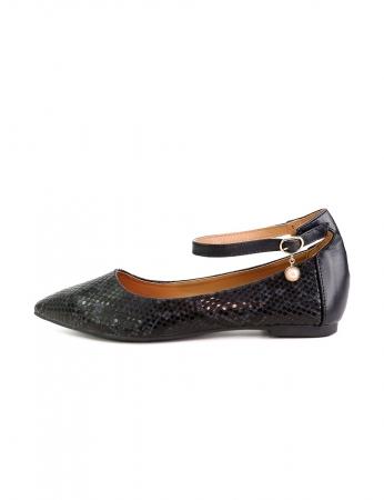 Sapatos Canda - Preto