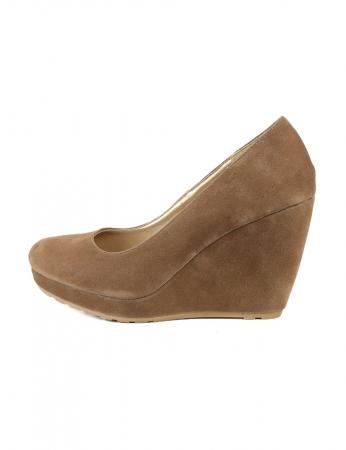 Sapatos Carmen - Kaki