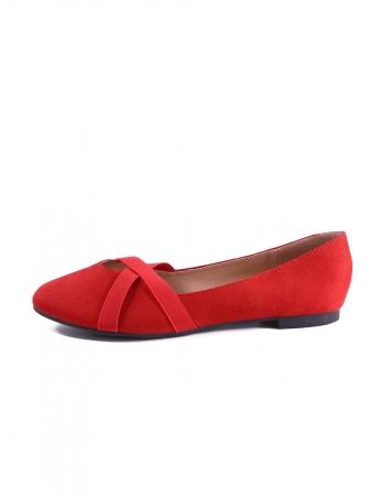 Sapatos Celinha - Vermelho