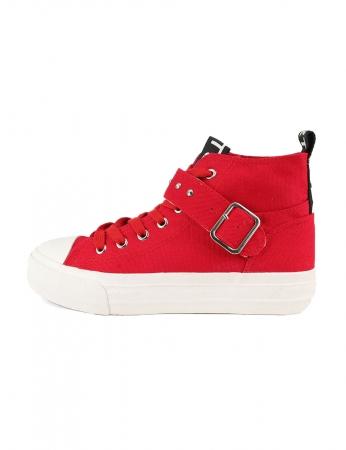 Sapatilhas Dolores - Vermelho