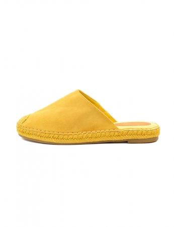 Mules Dora - Amarelo