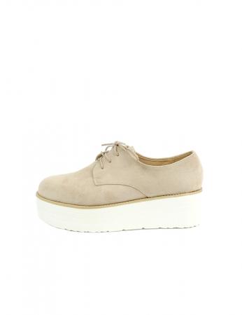 Sapatos Friday - Bege