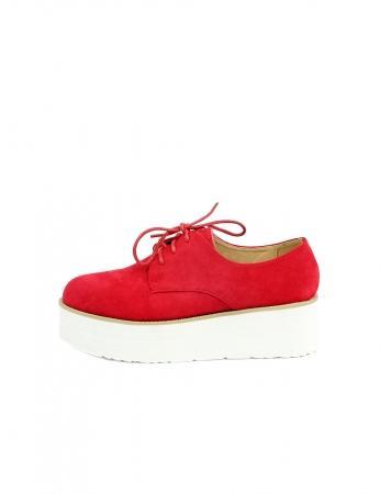 Sapatos Friday - Vermelho