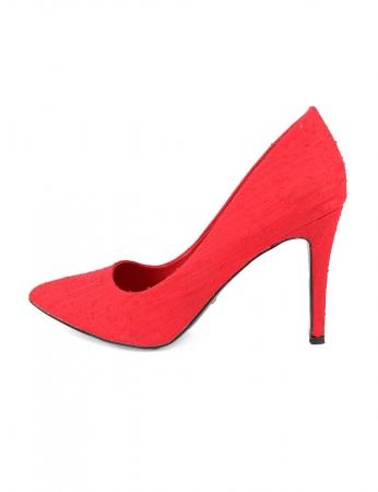 Sapatos Juba - Vermelho