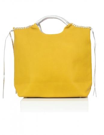 Mala Postiche - Amarelo