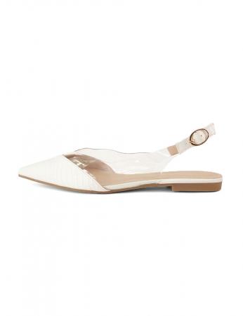 Sapatos Manuo - Branco