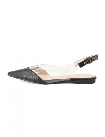Sapatos Manuo - Preto