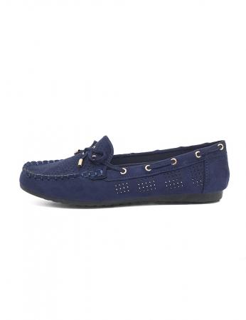 Sapatos Marinheiro - Azul