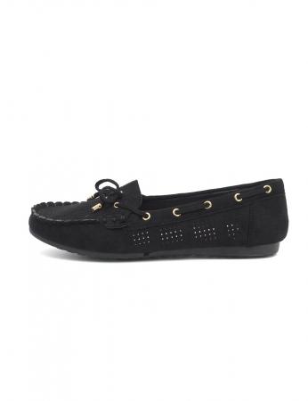 Sapatos Marinheiro - Preto
