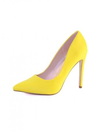 Sapatos Mazza - Amarelo