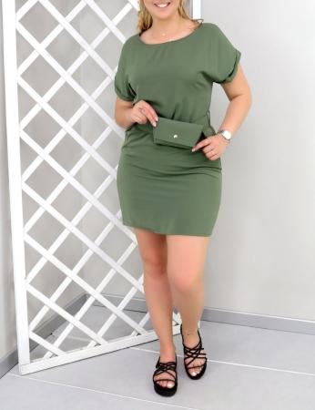 Vestido Michi - Verde