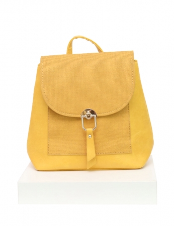 Mochila Chelly - Amarelo