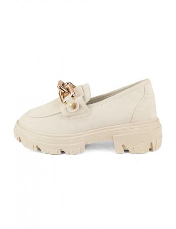 Sapatos Oceania - Bege