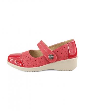 Sapatos Princesa - Vermelho