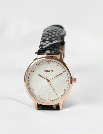 Relógio Hessen - Preto