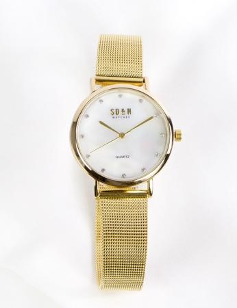 Relógio Ribeiro - Dourado