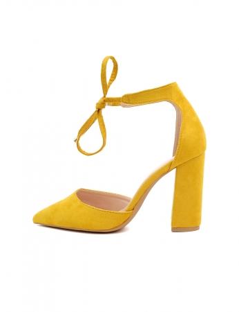 Sapatos Serena - Amarelo