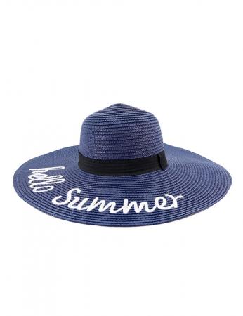Chapeu Summer - Azul