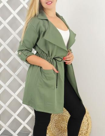 Casaco Trindade - Verde