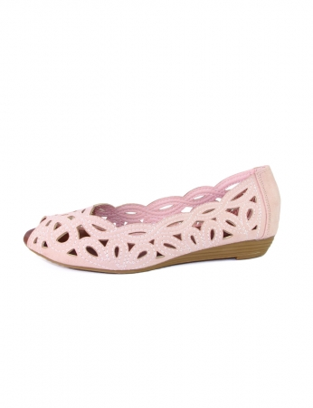 Sapatos Vandy - Rosa