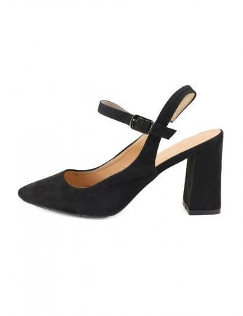 Sapatos Vastia - Preto