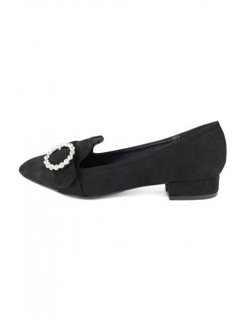 Sapatos Vaticano - Preto