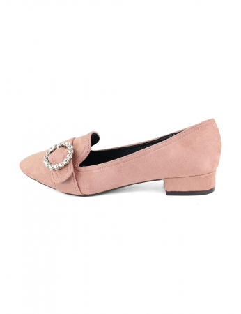 Sapatos Vaticano - Rosa