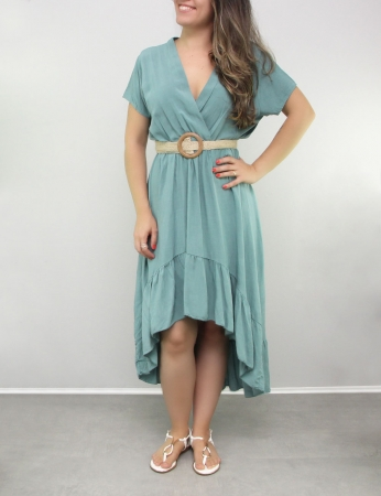 Vestido Doris - Verde