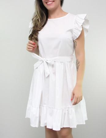 Vestido Pixie - Branco