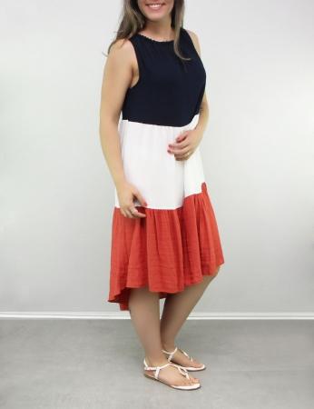 Vestido Robin - Vermelho