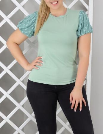 T-shirt Yarinha - Verde